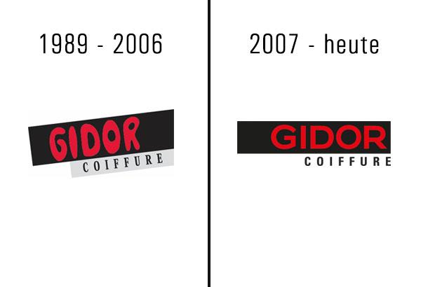 Geschichte Gidor Coiffure